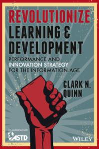 Clark Quinn's great new book.