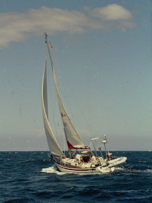Set your course and head for the high seas. (yachtpals.com)